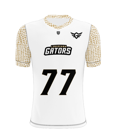 Louisiana Gators Away Jersey