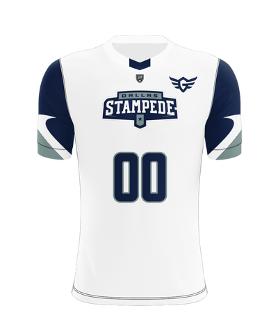 Dallas Stampede Away Jersey