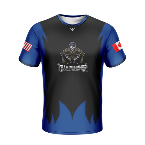 Team Punisher Jersey