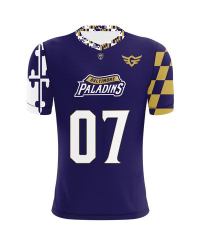 Baltimore Paladins Home Jersey