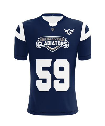 Indianapolis Gladiators Home Jersey