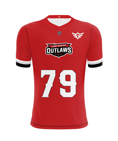 Las Vegas Outlaws Home Jersey