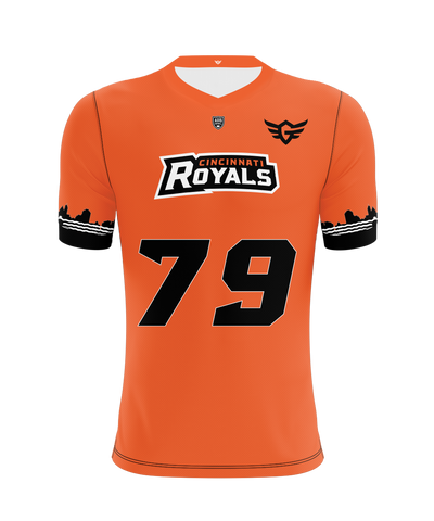 Cincinnati Royals Home Jersey