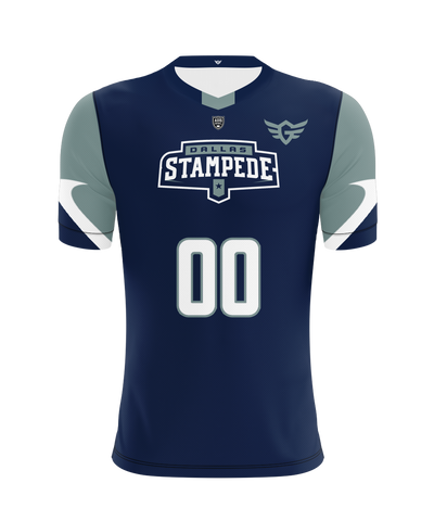 Dallas Stampede Home Jersey