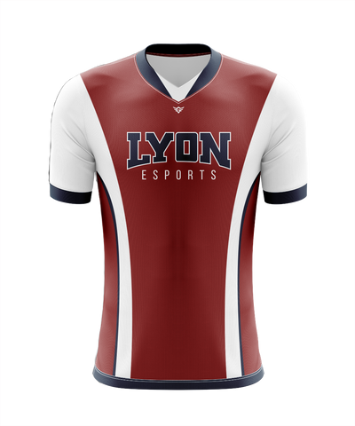 Lyon College Esports Alternate Jersey