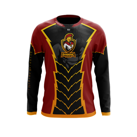 Dynamic Gaming 2018 Long Sleeve
