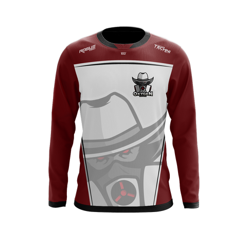 Team Oxygen Long Sleeve
