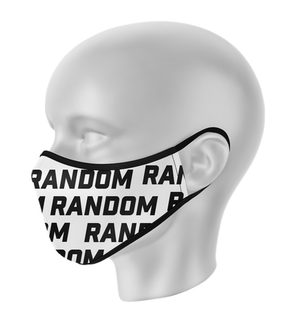Face Mask - Random Set of Three