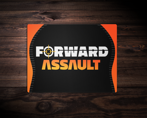 Forward Assault Mouse Pad