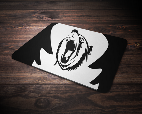 Grizzly Gaming Mouse Pad