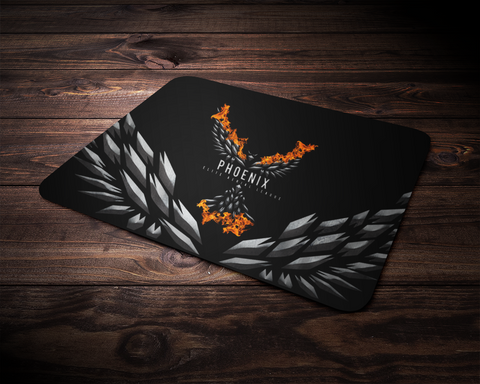 Phoenix Elite Aerial League Mouse Pad