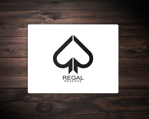 The Regal Reserve Clean Style Mouse Pad