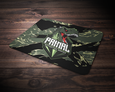 Primal Extinction Mouse Pad