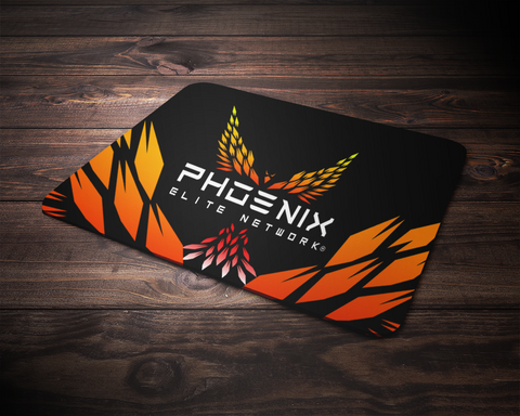 Phoenix Elite Network Mouse Pad