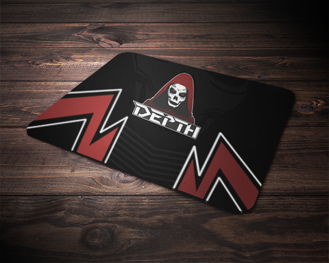 Depth Nation Mouse Pad