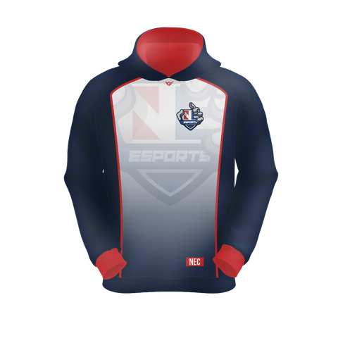 New England College Pro-Hoodie