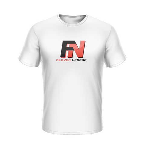 FNPlayerLeague White T-Shirt