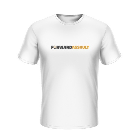 Forward Assault White T-Shirt