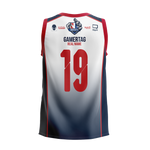 New England College Sleeveless Jersey