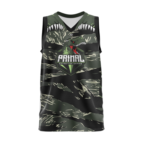 Primal Extinction Sleeveless Jersey