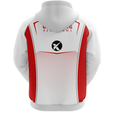 The Wolf Pack Pro-Hoodie [White]