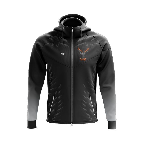 Phoenix Elite Aerial League Zip-Hoodie
