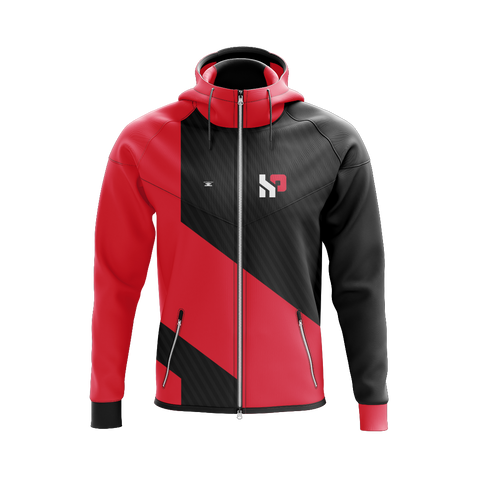 High Performance Zip-Hoodie