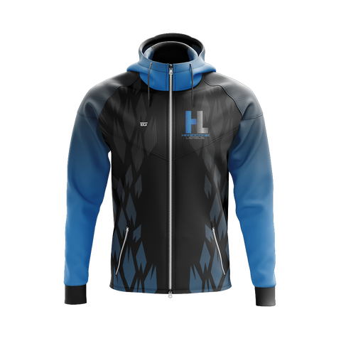 Hardcore League Zip-Hoodie