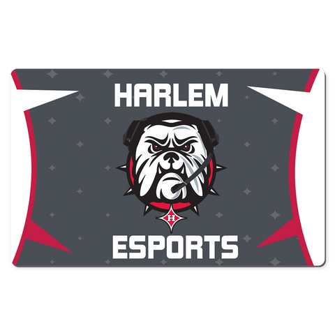 Harlem High School | Street Gear | Gaming Mouse Pad