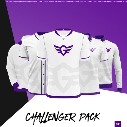 Challenger Design Pack