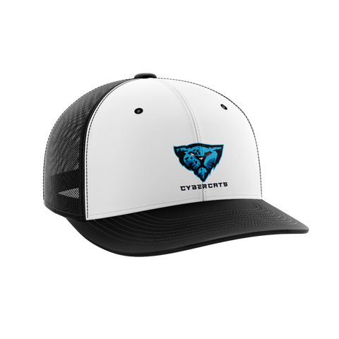 Hilliard Cybercats Dad Hat