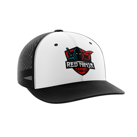 Red Ninja Gaming Dad Hat