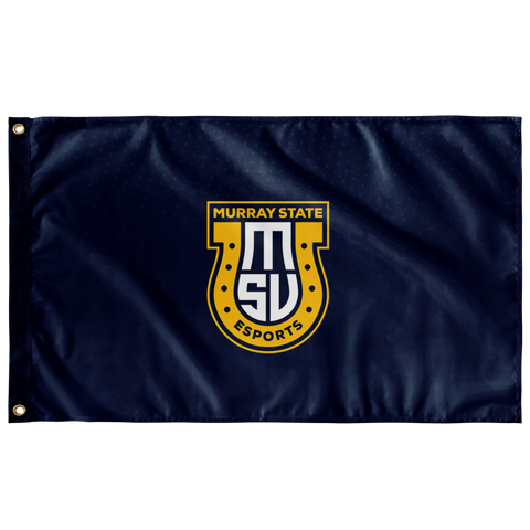 Murray State Esports | Street Gear | Sublimated Flag