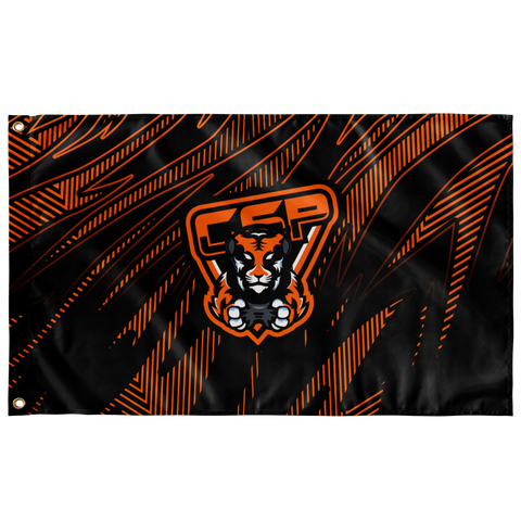 CSP High School | Street Gear | [Sublimated] Flag