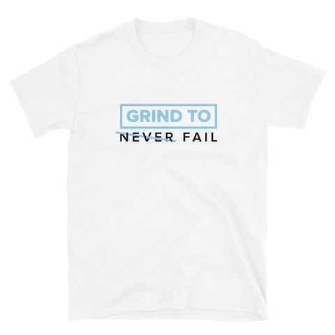 Never Fail | Street Gear | Short-Sleeve Unisex T-Shirt Alternate