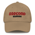 8Second Gaming | Street Gear | Embroidered Dad Hat