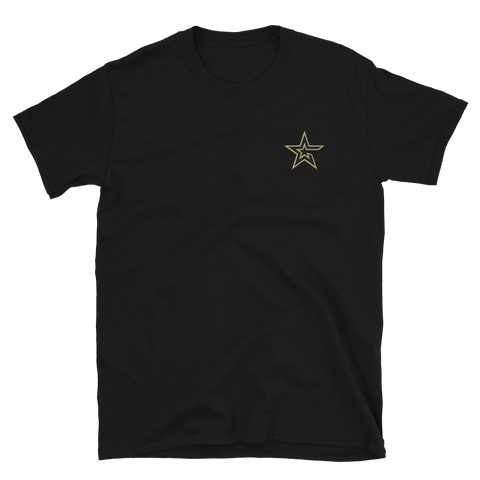 U.S. Army Esports | Street Gear | Embroidered Short-Sleeve Unisex T-Shirt