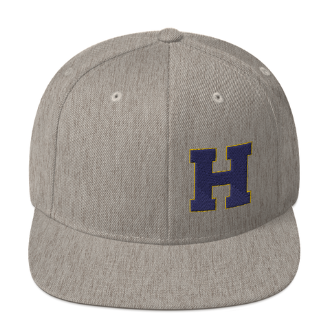 Highland Esports | Street Gear | Embroidered Snapback Hat