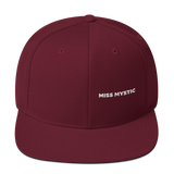 Miss Mystic | Street Gear | Embroidered Snapback Hat