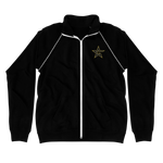U.S. Army Esports | Street Gear | Embroidered Piped Fleece Jacket