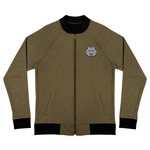 Napoleon United | Street Gear | Embroidered Bomber Jacket