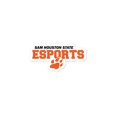 Sam Houston State Esports | Street Gear | Sticker