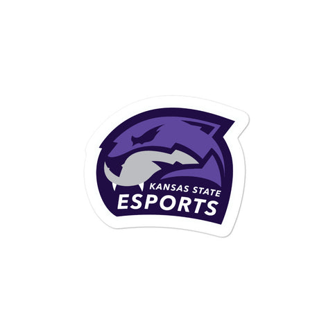 Esports Club at Kansas State University | Street Gear | Sticker