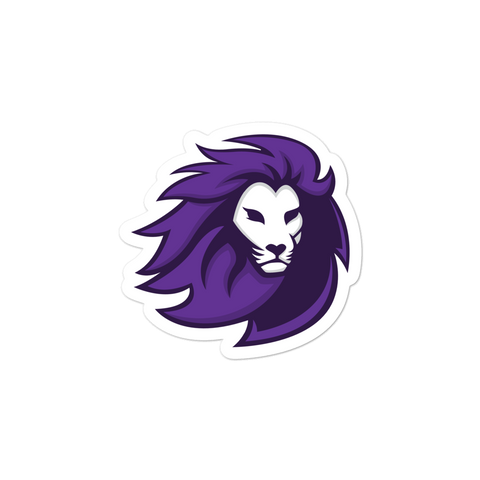 Lions Esports | Street Gear | Sticker