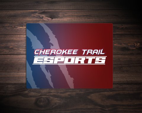 Cherokee Trail Esports Mouse Pad