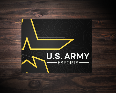 U.S. Army Esports Mouse Pad