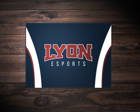 Lyon College Esports Mouse Pad