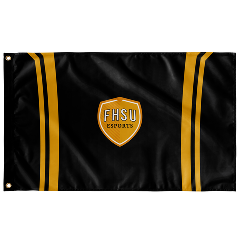 FHSU Esports | Street Gear | Sublimated Flag