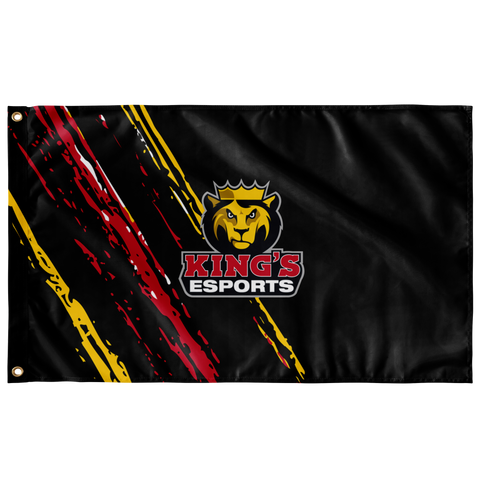King's Esports | Street Gear | Sublimated Flag