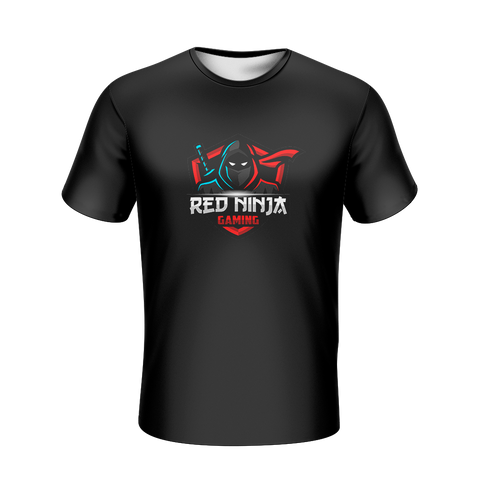 Red Ninja Gaming T-Shirt